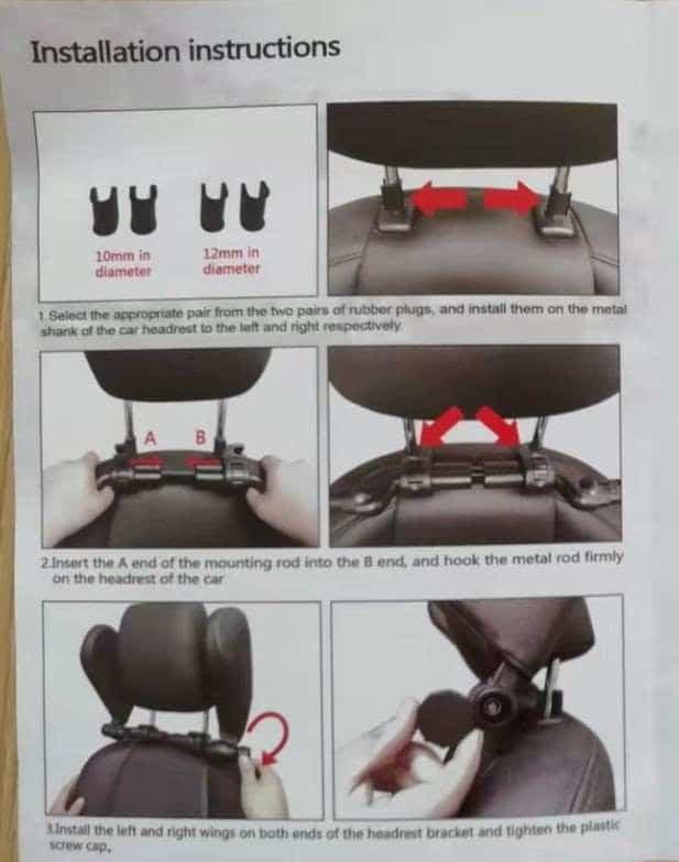 Монтаж на възглавница за седалка