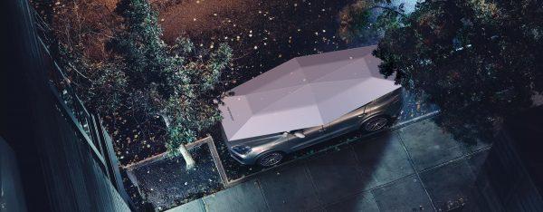 Автоматична тента за кола MYNEW 4.8 метра - 3