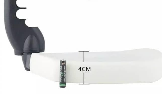 Възглавница за седалка на кола мемори пяна 2