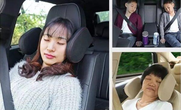Възглавница за седалка на кола с мемори пяна 4
