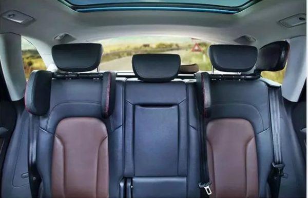 Възглавница за седалка на кола с мемори пяна 5