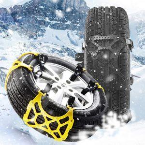 Вериги за сняг с метални шипове