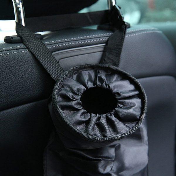 Чантичка за боклук за кола 3