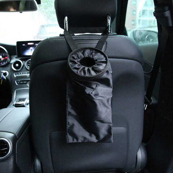 Чантичка за боклук за кола