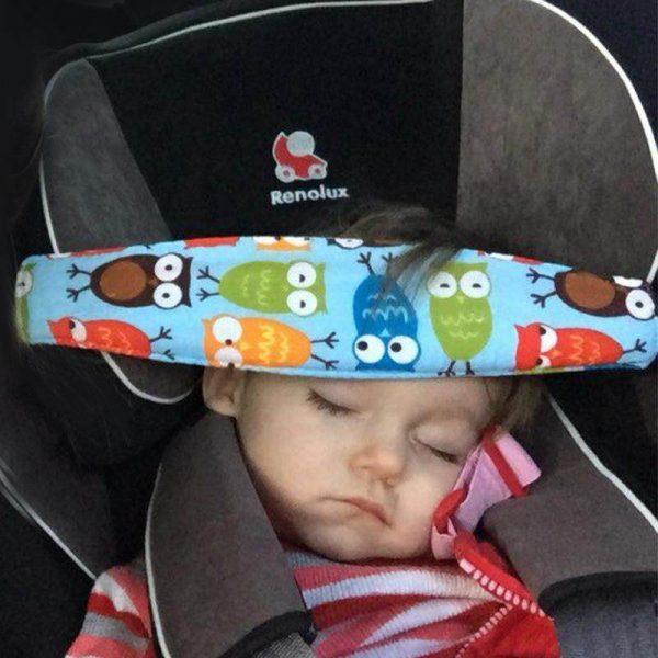 Лента за глава за столче за кола за бебе