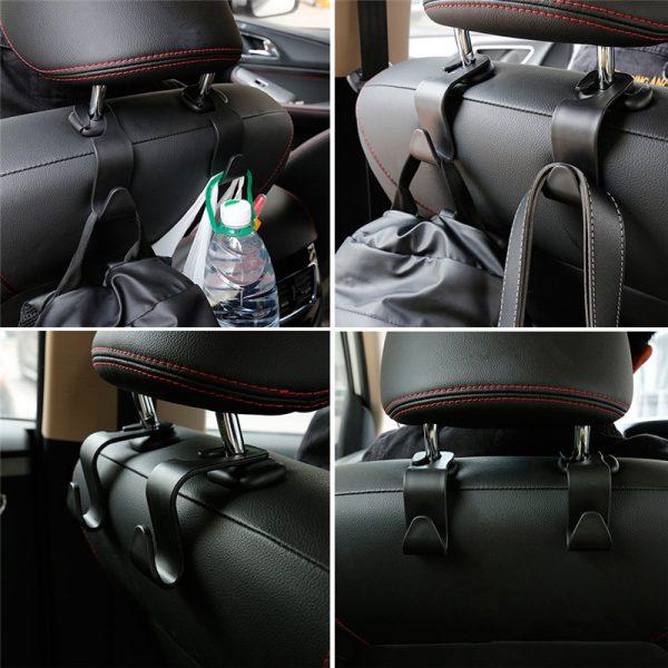 Закачалка за чанти за кола 3