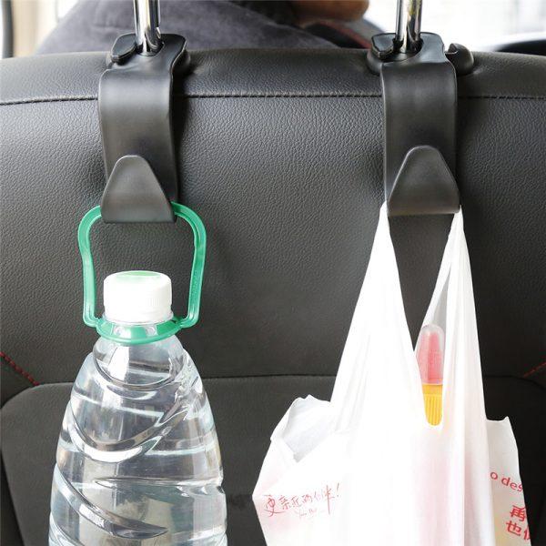 Закачалка за чанти за кола 4